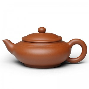 Zi Sha-Red Clay Tea Pot-120ML-Lamp