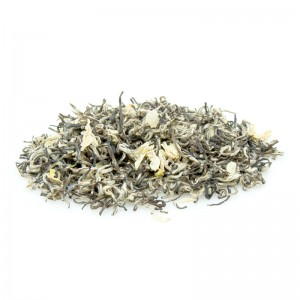 Bi Tan Piao Xue(Snowflake over Jade Pond)-Jasmine Flower Tea-#1-Nonpareil-Sichuan Area