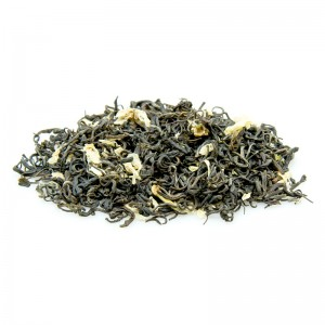 Bi Tan Piao Xue(Snowflake over Jade Pond)-Jasmine Flower Tea-#2-Premium-Sichuan Area