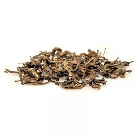 20 Years Aged Loose-leaf Pu-erh Tea-Yi Wu Ancient Tea Tree-Uncooked/Raw