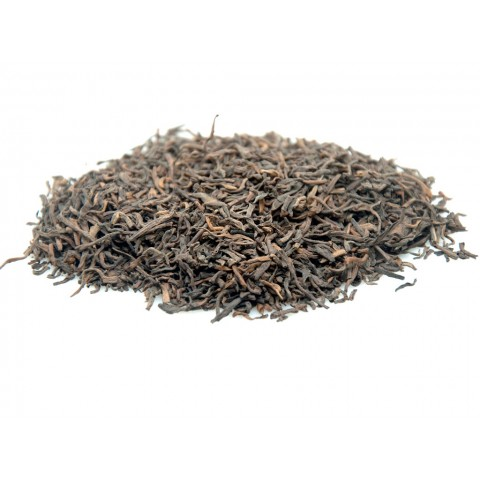 10 Years Aged Loose-leaf Pu-erh Tea-Cooked/Ripe-Top Grade