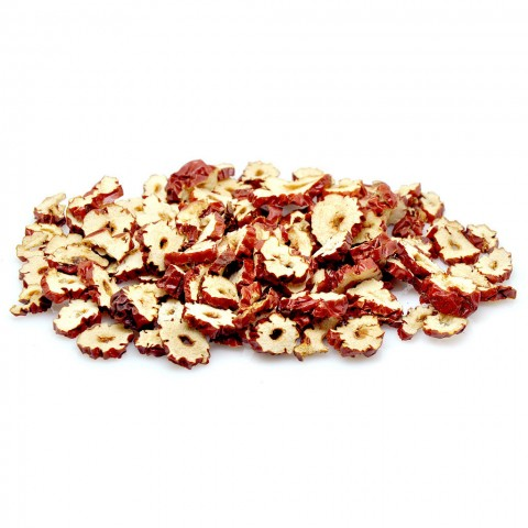 Dried Red Chinese Jujube(Chinese Dates)Slices