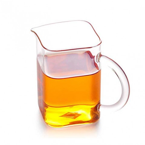 Glass Serving Pitcher-Wandering Poet