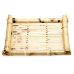 Bamboo Serving Tea Tray-Bamboo Grove