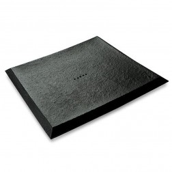 Black Gold Stone Teaboard-Drainage-Terrace in Dew-Square