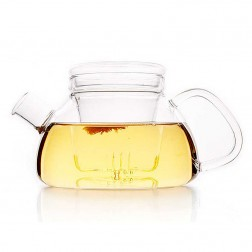Glass Tea Pot with Strainer-Ramble-800ml