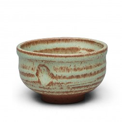 Jun Kiln Pottery Tea Cup-Kissing