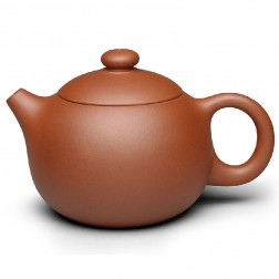 Zi Sha-Qing Shui(Pure) Clay Tea Pot-260ML-The Eternal Beauty-E