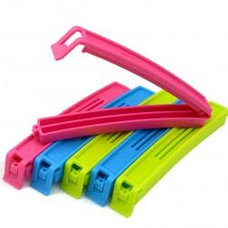 Colorful Plastic Sealing Clip-11CM-6PCS