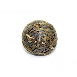 Jing Mai Ancient Tea Tree-Handmade Pu-erh Tea Ball-Uncooked/Raw