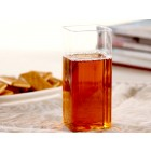 Straight Square Glass Cup
