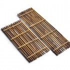 Bamboo Serving Tea Tray-Bamboo Raft