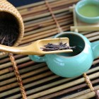 Bamboo Tea Scoop(Spoon)-Flow