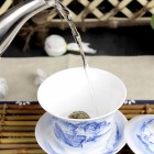 Bing Dao(Ice-island) Ancient Tea Tree-Handmade Pu-erh Tea Ball-Uncooked/Raw