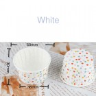 Colorful Hemming Cake Cup-Spots-100pcs/bundle