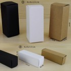 Customizable Kraft Paper Card Box-20 Sizes and 3 Colors Available