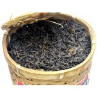 Heng Xian Liu Bao Cha-Dark Tea Packing with Bamboo Basket-8 Years