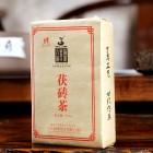 HuNan AnHua LiuDong LianXi-Golden Flower Fu-Brick Dark Tea-300g