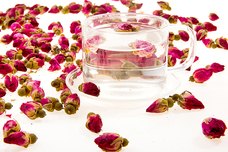 The Health Benefits of Roses - ESGREEN BLOG | Chinese Tea Information