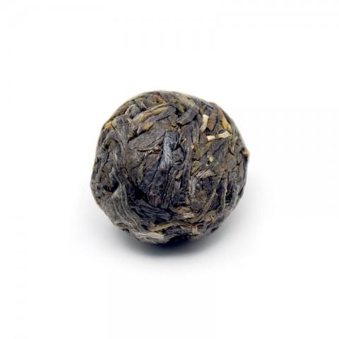 Bing Dao(Ice-island) Ancient Tea Tree-Handmade Pu-erh Tea Ball-Uncooked/Raw