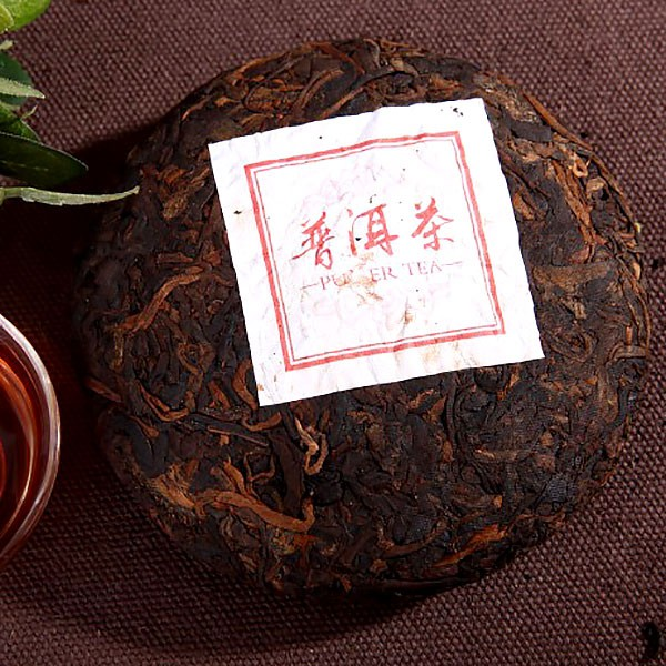 how to prepare pu erh tea cake