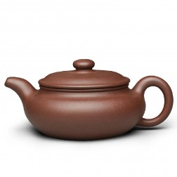Zi Sha-Purple Clay Tea Pot-270ML-Antique-B