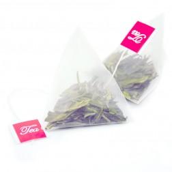 Longjing-Dragon Well Green Tea Pyramid Tea Sachet