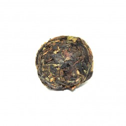 Nuo Mi Xiang(Glutinous Rice Flavored)-Handmade Pu-erh Tea Ball-Cooked/Ripe