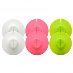 Tea Bag Buddy-All-purpose Silicone Cup Lid and Tea Bag Holder